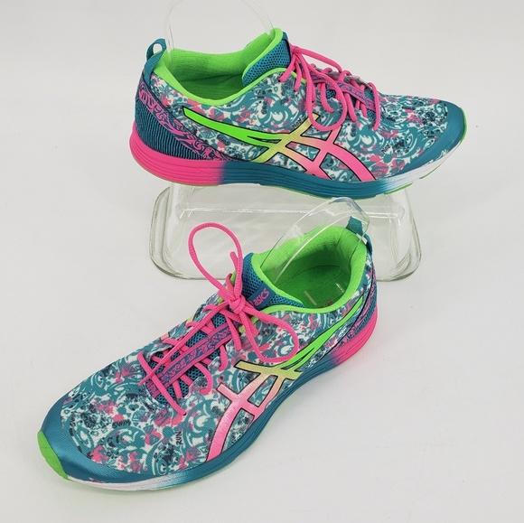 Asics Gel Hyper TRI 2 BRIGHT Sz 10.5 Sneakers
